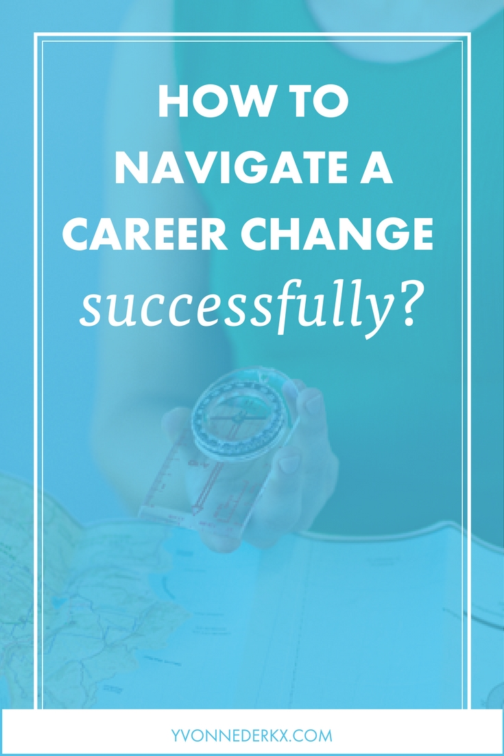 how to career change